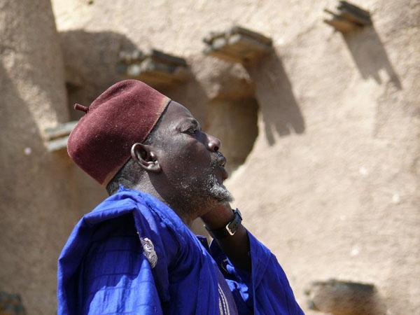 Муэдзин / Фото из Мали