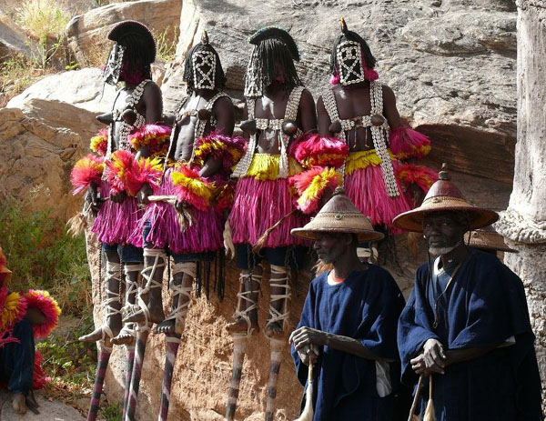 Пришельцы с Сириуса... / Фото из Мали