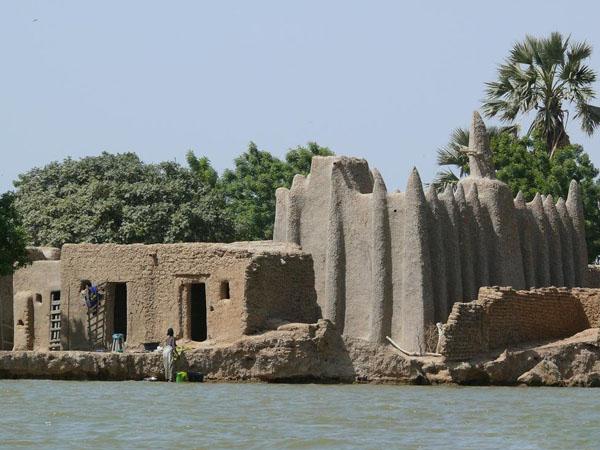 На реке Нигер / Фото из Мали