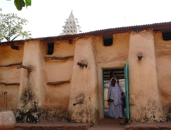 Большая мечеть / Фото из Мали