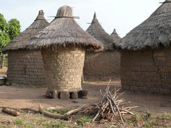 Деревня Тингрела / Фото из Мали