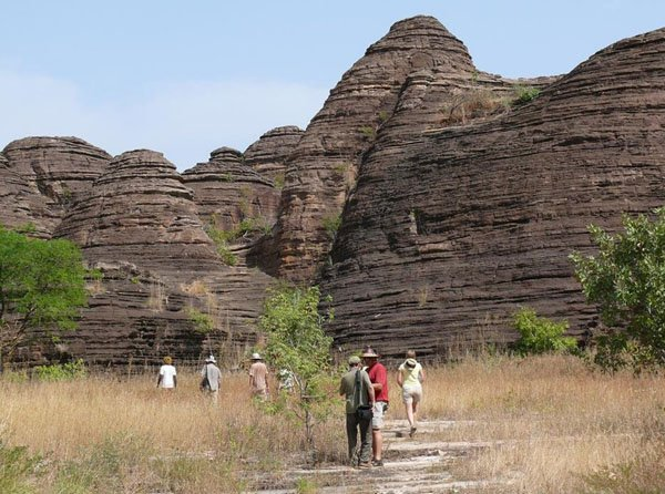 Прибытие в Банфору / Фото из Мали