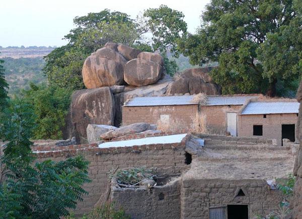 В деревне Коро живут фетишисты / Фото из Мали