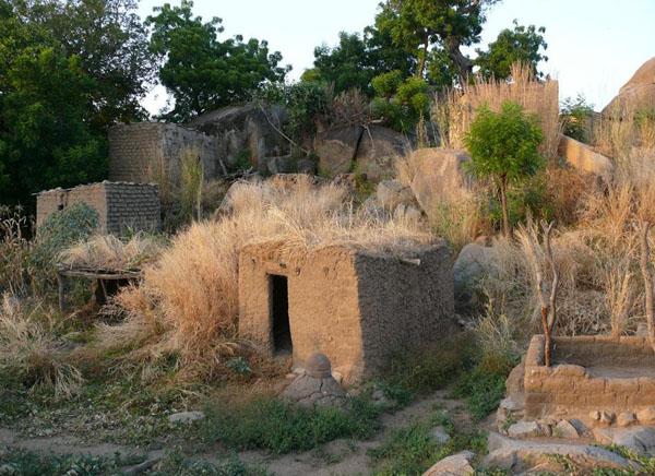 Деревня Коро под Бобо-Диуласо / Фото из Мали