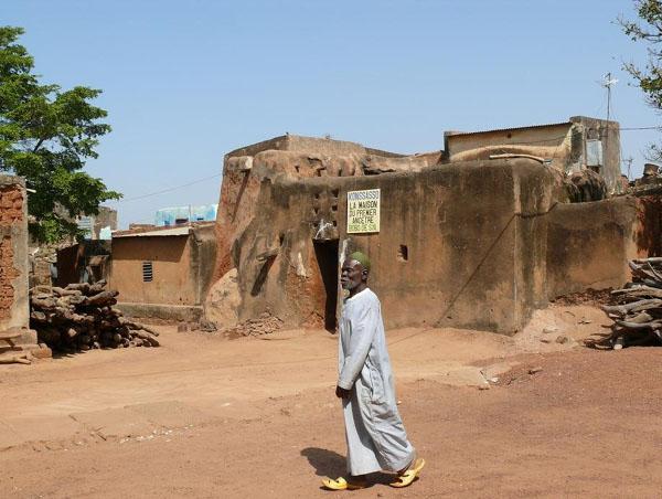 В Старом городе / Фото из Мали
