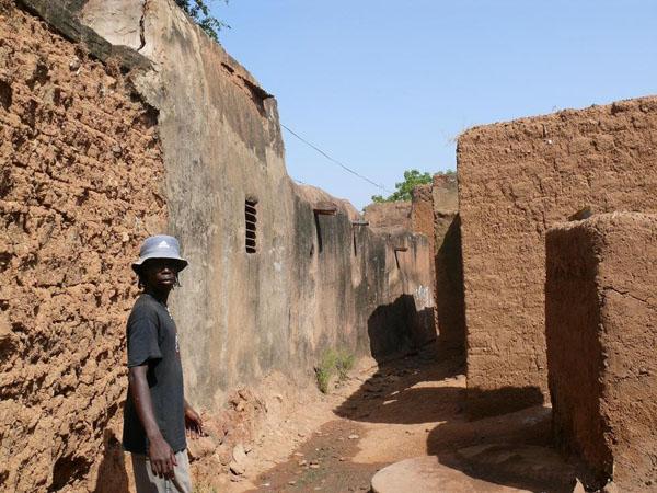 Старый город Бобо-Диуласо / Фото из Мали