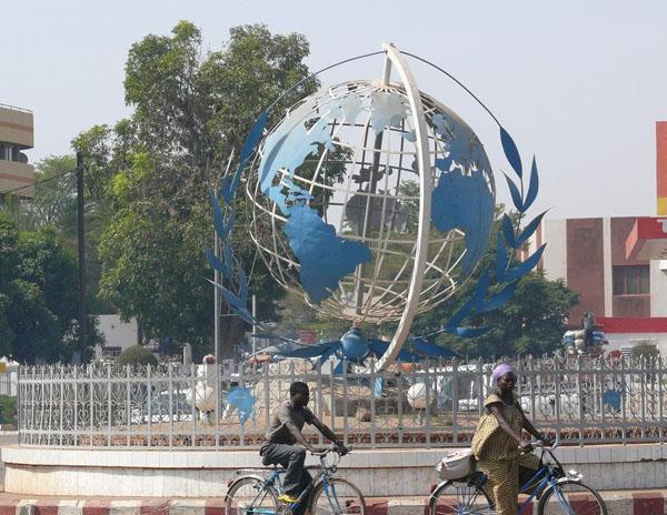 Жители Буркина-Фасо – большие любители географии / Фото из Мали