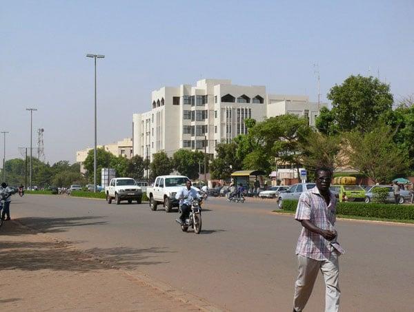 На улице Уагадугу / Фото из Мали