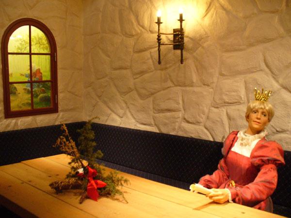 Сказочная принцесса-робот / Фото из Норвегии