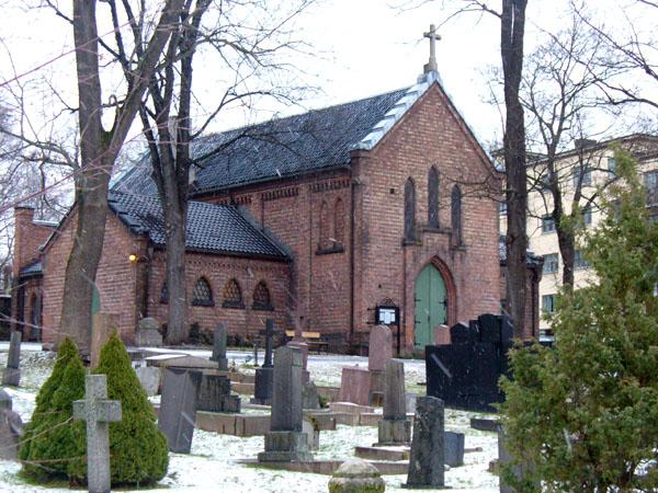 Русская православная церковь, Осло / Фото из Норвегии