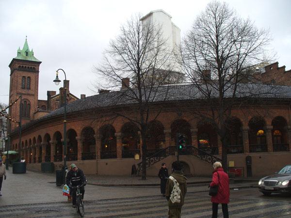 Старинные Торговые ряды / Фото из Норвегии