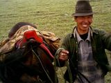 наш проводник Чинбат / Монголия