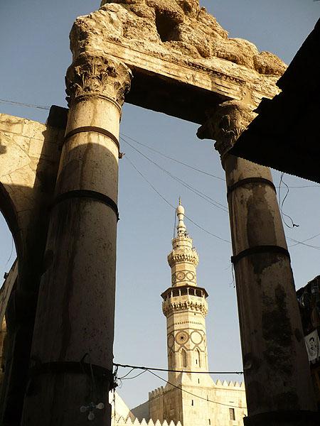 Дамаск: эстафета цивилизаций / Фото из Сирии