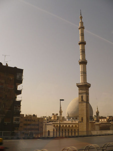 Дамаск / Фото из Сирии