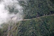 Дорога смерти ведет в кокаиновый рай / Боливия