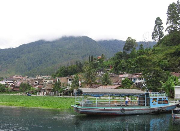 Озеро Тоба, Индонезия / Фото из Индонезии