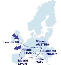 Европейский проездной