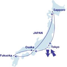 Проездной по Японии