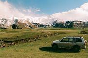10 км до Дагестана / Азербайджан