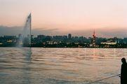 вечерний Баку / Азербайджан