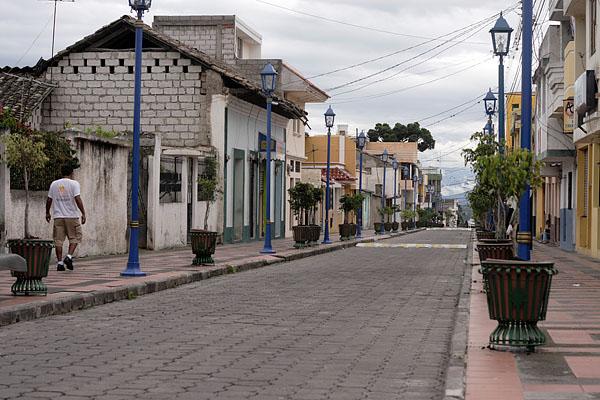 Городок Котакачи / Фото из Эквадора