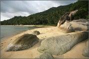 дикие пляжи Пангана / Камбоджа