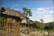деревня каренов / Камбоджа
