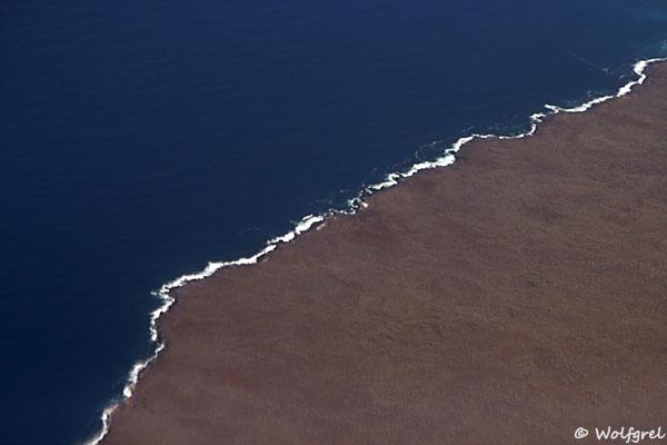 Самый старый остров архипелага - Эспаньола / Фото из Эквадора