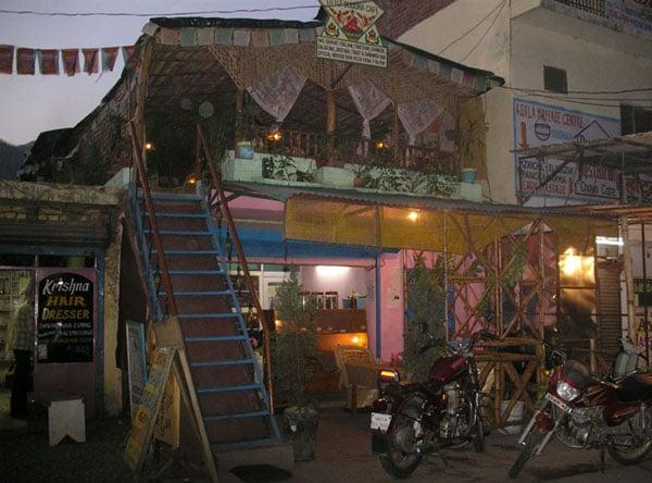 Little Buddha Cafe / Фото из Индии