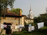 вид на церковь Анны Кашинской / Россия