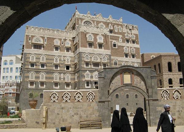 Национальный исторический музей, Сана / Фото из Йемена