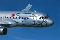 Airbus A320 / Австрия