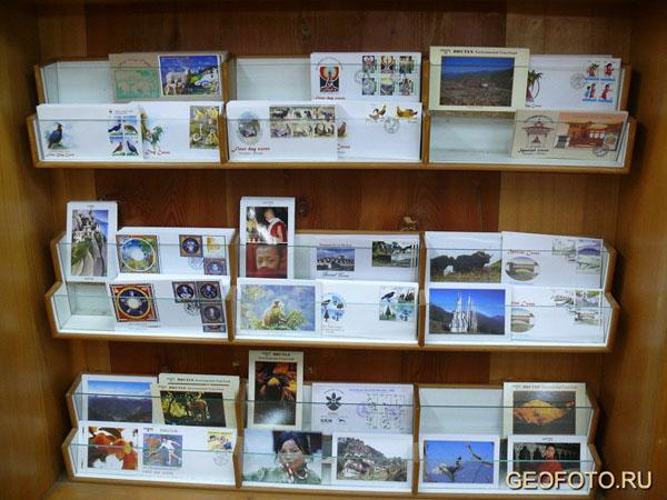 Еще недавно марки были основным источником валютных поступлений в бутанскую казну… / Фото из Бутана