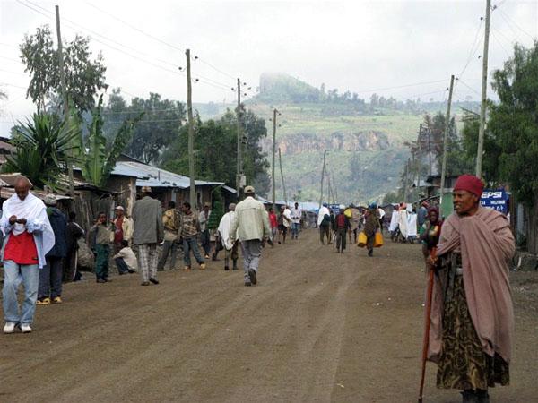 Эфиопия - неоднозначная африканская страна / Фото из Эфиопии
