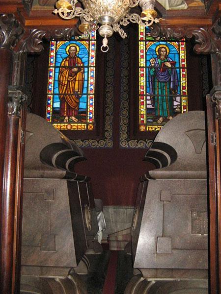 В самом знаменитом соборе Эфиопии / Фото из Эфиопии