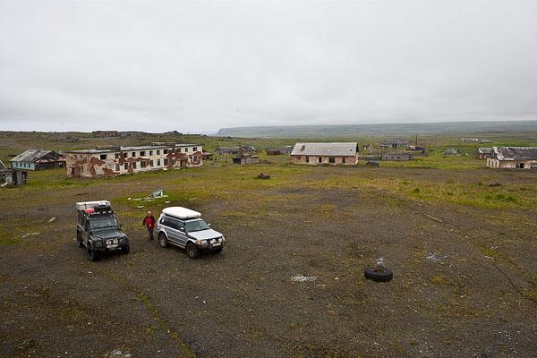 Пустые дома в Скорбеевке / Фото из России