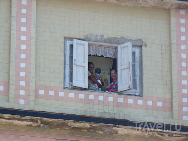 Кубинская семья / Фото с Кубы