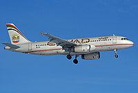 Airbus A320-232 / ОАЭ