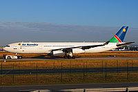 Airbus A340-300 / Намибия
