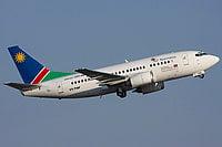 Boeing 737-500 / Намибия