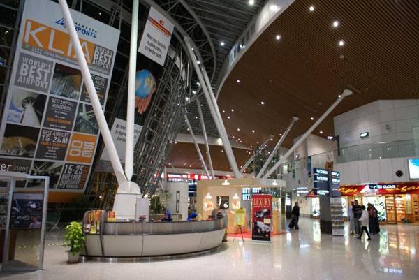 Международный аэропорт Куала-Лумпура / Фото из Малайзии