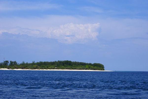 Береговая линия Гили-Эйра / Фото из Малайзии
