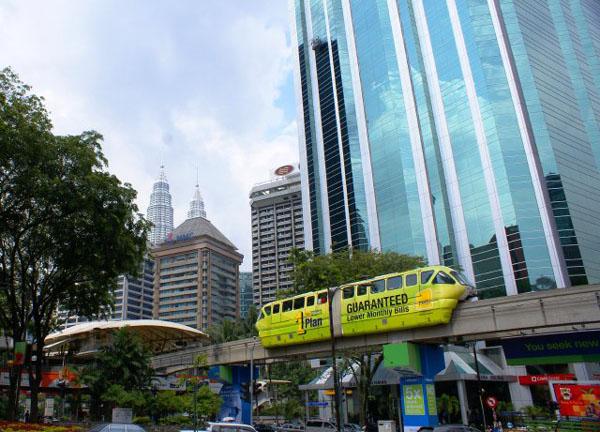 Куала-Лумпур / Фото из Малайзии