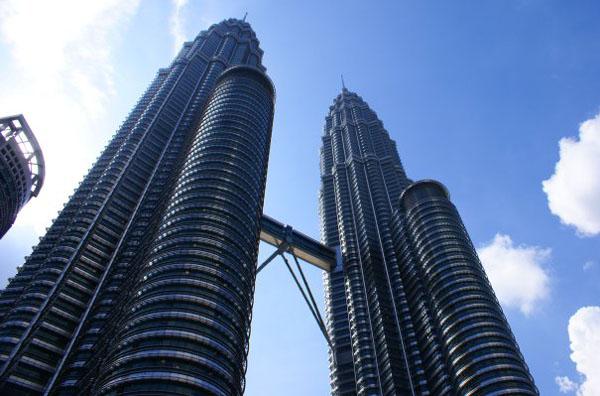 Башни Petronas, Куала-Лумпур / Фото из Малайзии