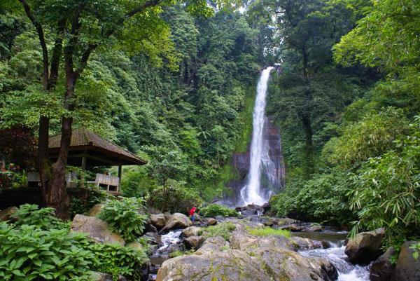 Водопад Гит-Гит / Фото из Малайзии