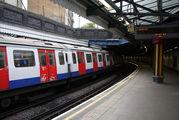 пути метро на поверхности / Великобритания