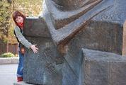 памятник Ярославу Мудрому / Украина