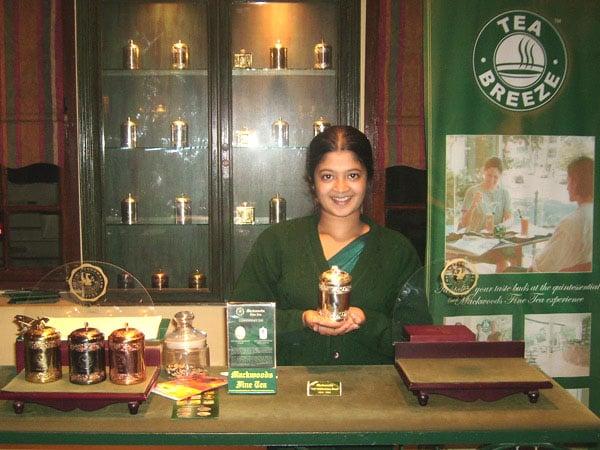 В магазине можно приобрести понравившиеся сорта чая / Фото со Шри-Ланки