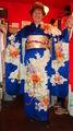 кимоно изготовлено в 1932 году / Япония