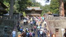святилище Тосёгу, Никко / Япония